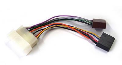 Schema Elettrico Kia Venga : Connettore cablaggio autoradio iso per kia cee d u e