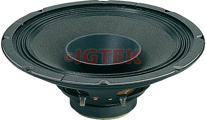 """IGTEK - DOPPIO CONO CIARE CH250 150 WATT MAX - 4 OHM -  25 CM / 10"""""""