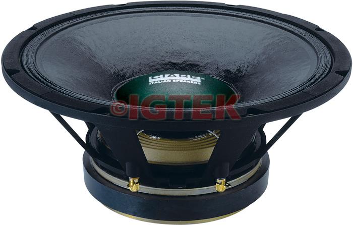 subwoofer ciare cw387 1000 watt max 4 ohm 38 cm 15. Black Bedroom Furniture Sets. Home Design Ideas