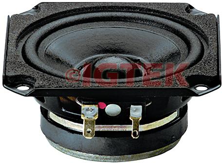 """IGTEK - MID RANGE MEDIO CIARE HM087 90 WATT MAX - 8 OHM -  87 MM / 3,5"""""""