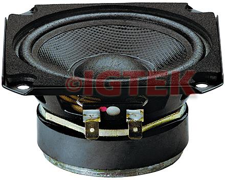 "IGTEK - MID RANGE MEDIO CIARE HM100 150 WATT MAX - 8 OHM -  10 CM / 4"""