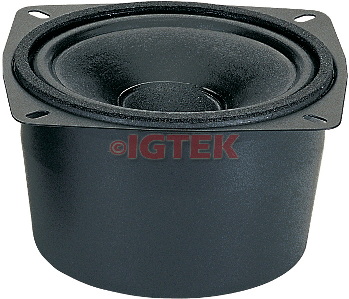 "IGTEK - MID RANGE MEDIO CIARE HM130 150 WATT MAX - 8 OHM -  13 CM / 5"""