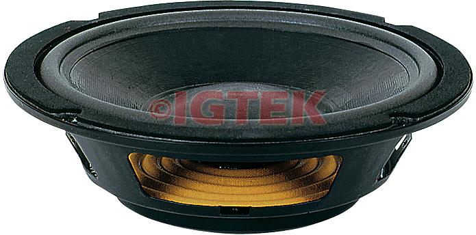 "IGTEK - RADIATORE PASSIVO CIARE HOME HP200  20 CM / 8"" FREQUENZA 17 / 31 Hz"
