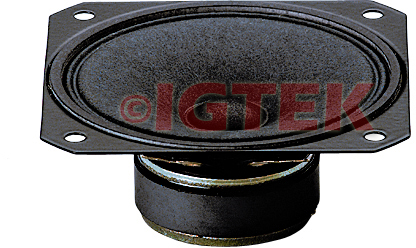 IGTEK - TWEETER CIARE HOME HT080 90 WATT MAX - 8 OHM -  80 MM / 3""