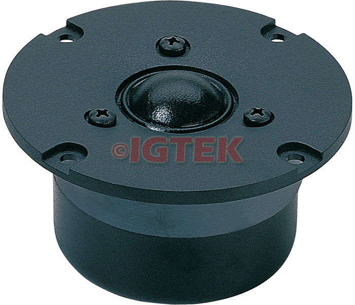IGTEK - TWEETER IN SETA CIARE HOME HT264 250 WATT MAX - 8 OHM -  26 MM / 1""