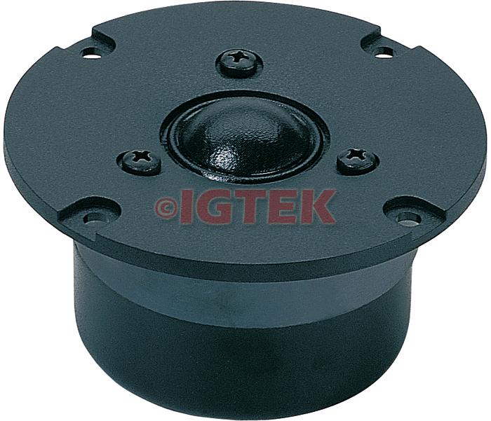 """IGTEK - TWEETER IN SETA CIARE HOME HT264 250 WATT MAX - 8 OHM -  26 MM / 1"""""""