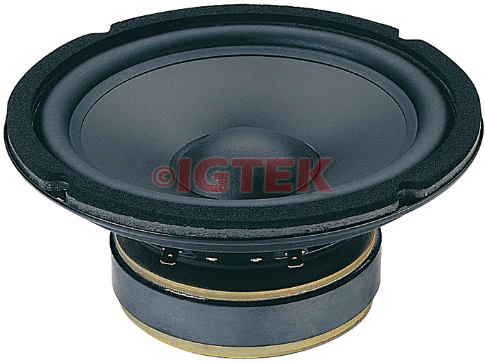 "IGTEK - WOOFER CIARE HOME HW203 180 WATT MAX - 8 OHM -  20 CM / 8"""