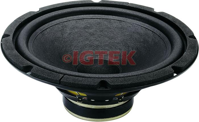 "IGTEK - WOOFER CIARE HOME HW250 180 WATT MAX - 8 OHM -  25 CM / 10"""