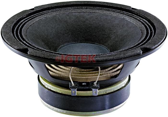 """IGTEK - MID RANGE MEDIO CIARE PROFESSIONAL PM203 300 WATT MAX - 8 OHM -  20 CM / 8"""""""