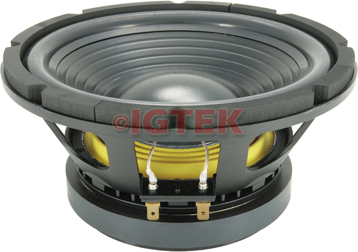"IGTEK - SUBWOOFER CIARE PROFESSIONAL PW12.00SW 2000W - 8 OHM -  32 CM 12"" THE PUNISHER"