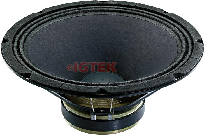 """IGTEK - WOOFER CIARE PROFESSIONAL PW328 300 WATT MAX - 8 OHM -  32 CM / 12"""""""
