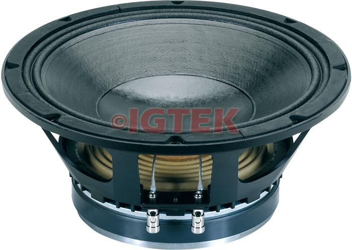 IGTEK - WOOFER CIARE PROFESSIONAL PW337 800 WATT MAX - 8 OHM -  32 CM/ 12