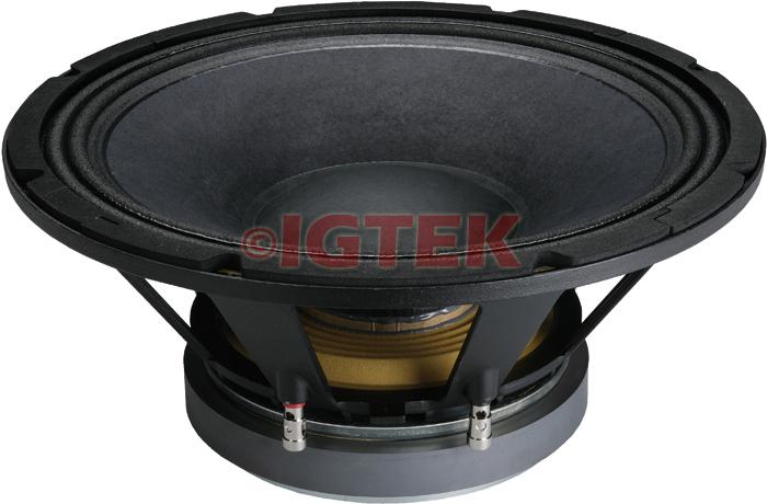 """IGTEK - SUB WOOFER CIARE PROFESSIONAL PW390 1000 WATT MAX - 8 OHM -  38 CM / 15"""""""