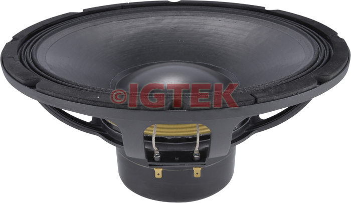 IGTEK - SUB WOOFER CIARE PROFESSIONAL PW395ND 2000 WATT MAX - 8 OHM -  38 CM/ 15""