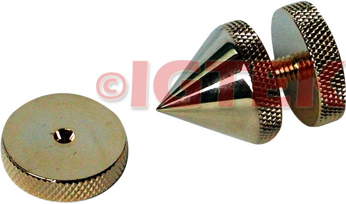 IGTEK - SPIKE SINGOLO COMPLETO DI PIASTRINA  24 X 34 mm CIARE YAC235 PER BOX DIFFUSORI