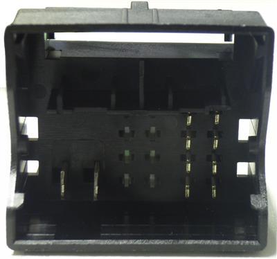 connettore cablaggio autoradio iso per audi a1 39 10. Black Bedroom Furniture Sets. Home Design Ideas