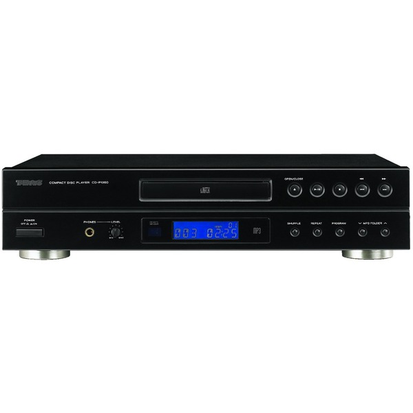 IGTEK - TEAC CDP-1260 LETTORE AUDIO CD CD-R / RW / MP3 CON TELECOMANDO INCLUSO