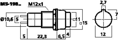 MIYAMA MS-198PO/RT