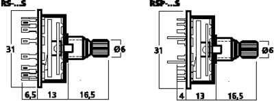 MONACOR RS-134S