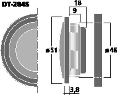 CARPOWER DT-284S