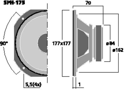 NUMBERONE SPH-175
