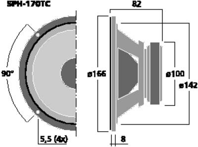 MONACOR SPH-170TC