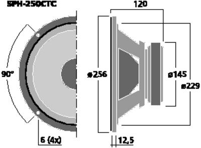NUMBERONE SPH-250CTC