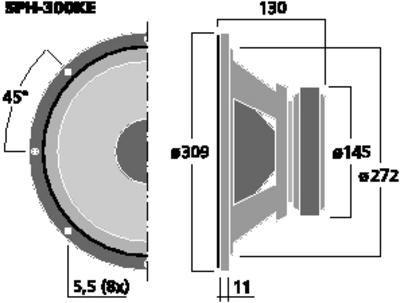 NUMBERONE SPH-300KE