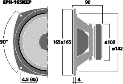 NUMBERONE SPH-165KEP