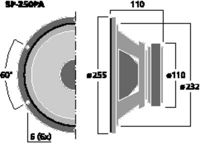 IMGSTAGELINE SP-250PA
