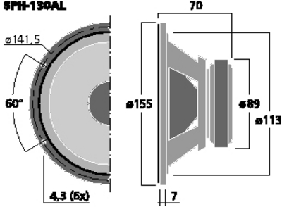 NUMBERONE SPH-130AL