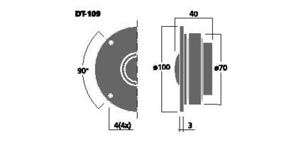 NUMBERONE DT-109