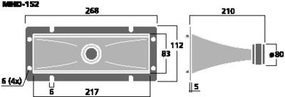 IMGSTAGELINE MHD-152