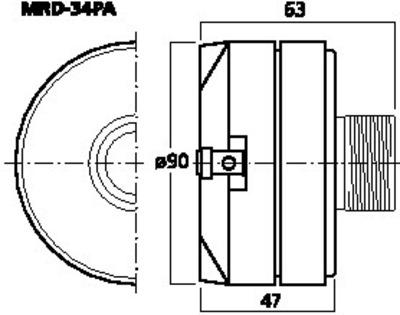 IMGSTAGELINE MRD-34PA