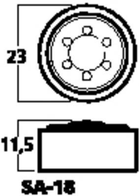 MONACOR SA-18