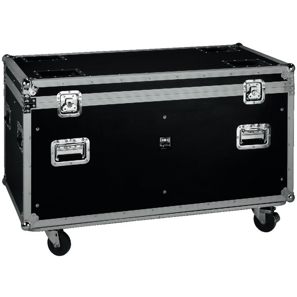 IGTEK - IMG STAGE LINE MR-10LIGHT FLIGHTCASE CON RULLI PER TRASPORTO UNIT� EFFETTI LUCE