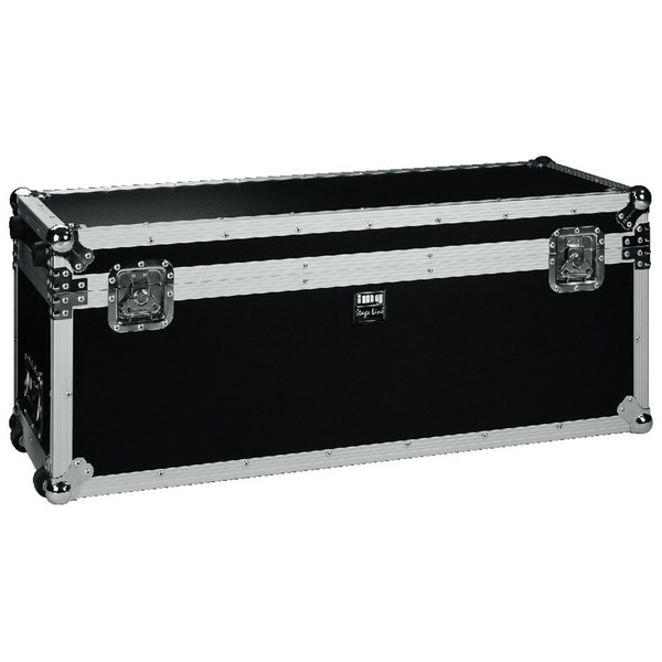 IGTEK - IMG STAGE LINE MR-6LIGHT FLIGHTCASE CON RULLI PER STATIVI, ILLUMINOTECNICA E ACC