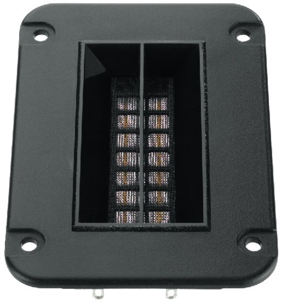 IGTEK - MONACOR RBT-95SQ TWEETER A NASTRO 95X68MM 60W MAX 8 OHM - SPL 98DB HOME HI-FI SQ
