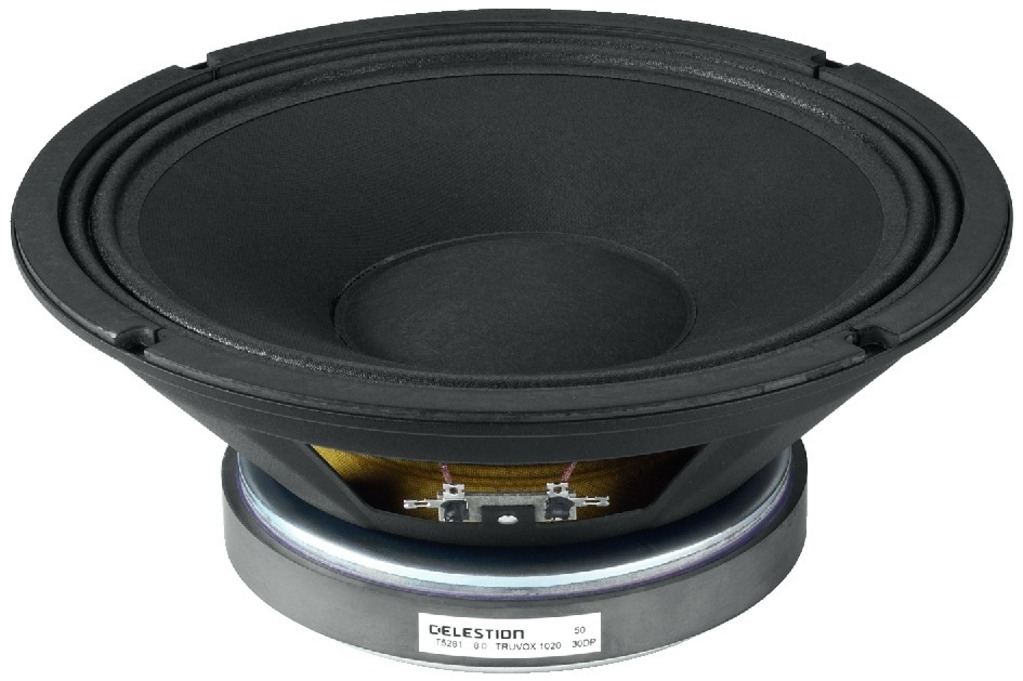 IGTEK - CELESTION TF-1020 MID WOOFER PROFESSIONALE 25CM 300WATT 8OHM HOME DJ HI-FI 100DB
