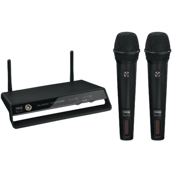IGTEK - WIRELESS MICROPHONE