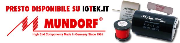 MUNDORF - IN ARRIVO SU IGTEK.IT