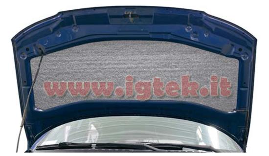 Stp isolante acustico e termico x vano motore stp ak10 2 - Materiale isolante termico ...